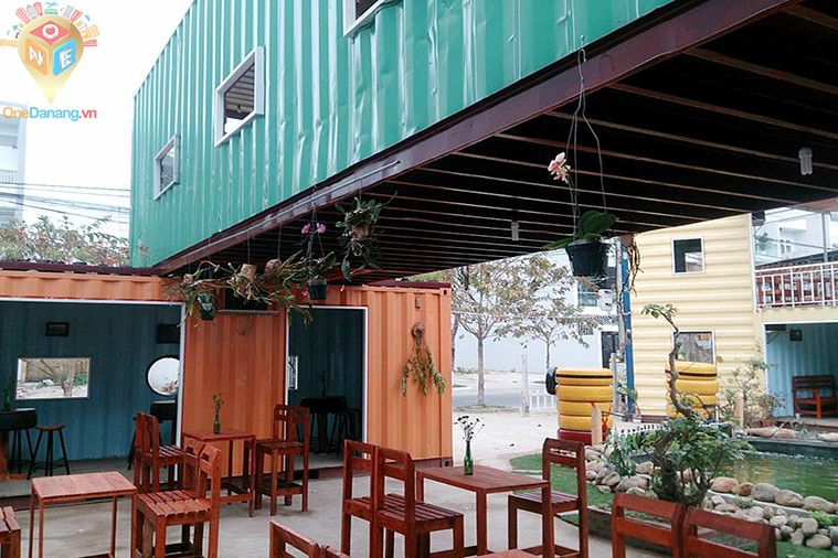 Container Coffee - Man Thiện