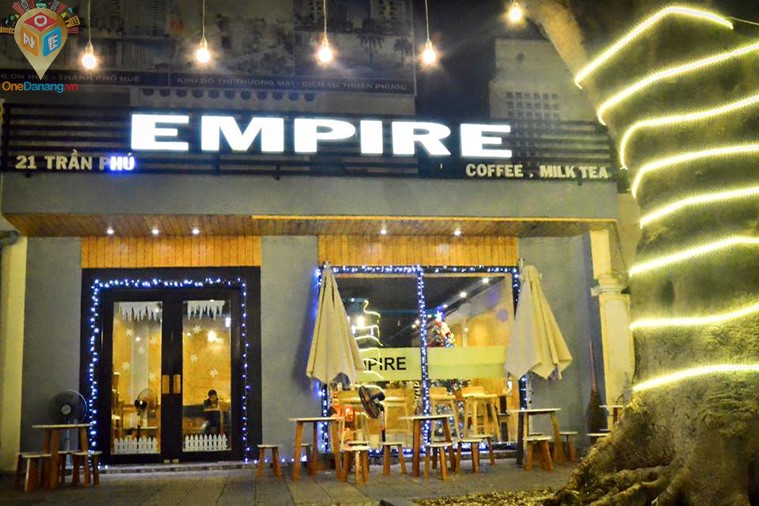 Empire - Coffee & Milk Tea