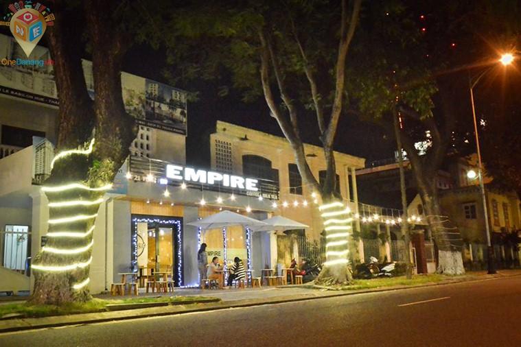 Empire - Coffee & Milk Tea