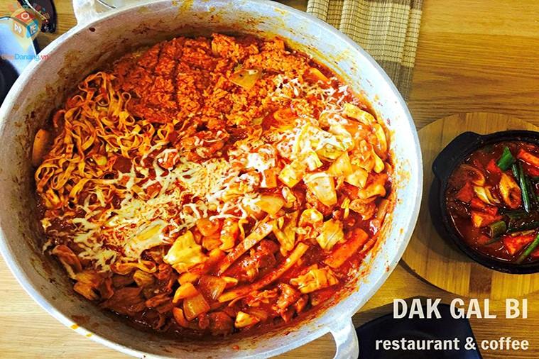 Dak Gal Bi - Restaurant