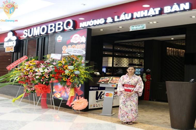 Sumo BBQ - Buffet Lẩu & Nướng