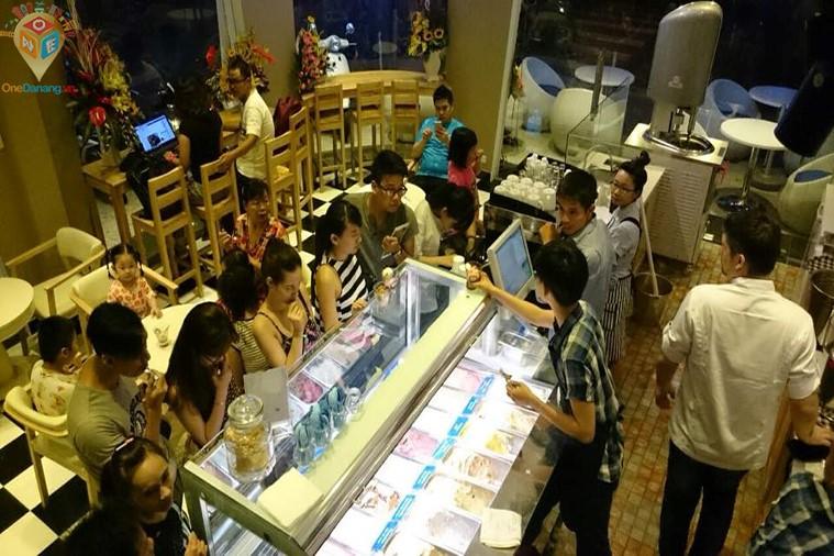 Boulevard Gelato & Coffee - Đà Nẵng