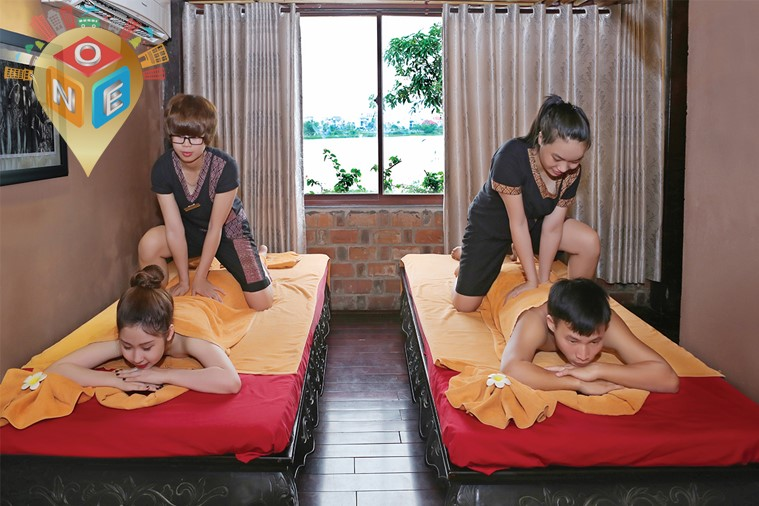 Cham Spa & Massage - Đà Nẵng