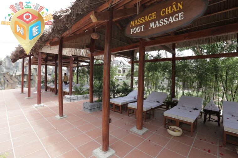 GALINA DANANG Mud Bath & Spa