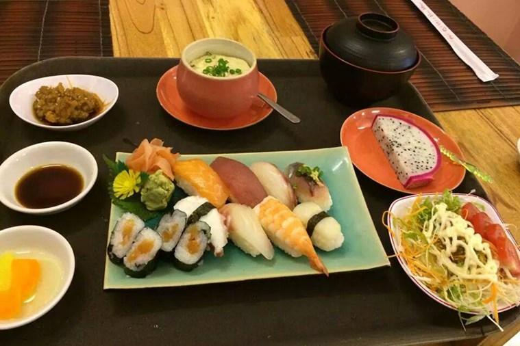 Dasushi - Nhà hàng Nhật Bản