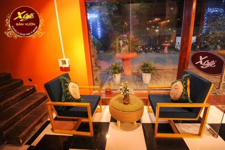 XCafe Sân Vườn - Bar Karaoke - Ninh Bình