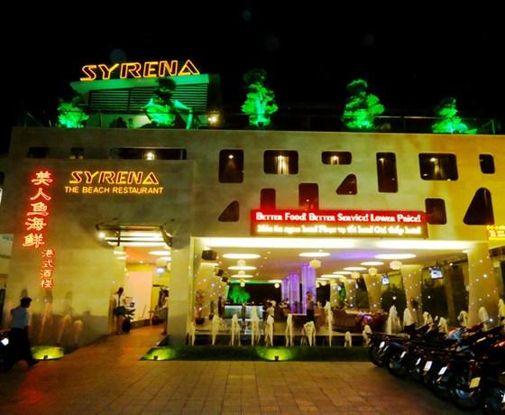 Syrena - Nhà hàng Bar