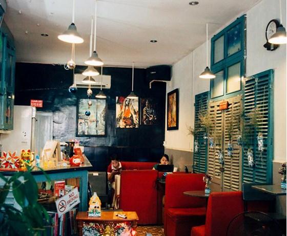 Higlo Cafe - Trưng Nữ Vương