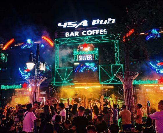 45A Pub & Bar - Hạ Long