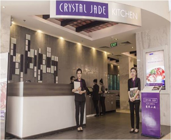 Crystal Jade Kitchen - Vincom Center Đà Nẵng