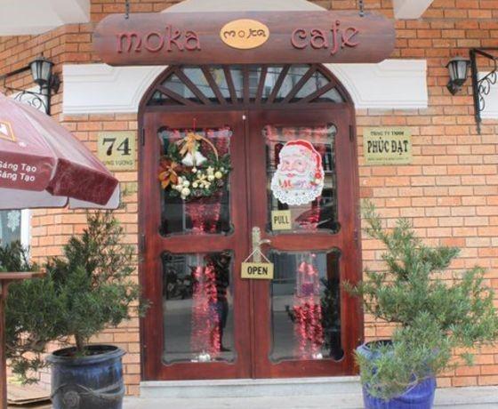 Moka Cafe - Nha Trang