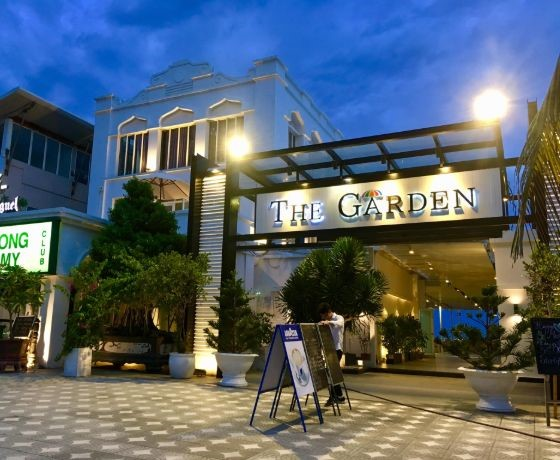 The Garden Restaurant - Đà Nẵng
