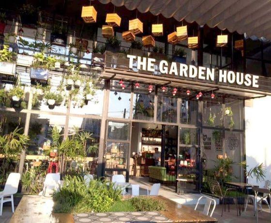 The Garden House Cafe Bistro - Đà Nẵng