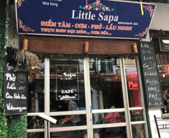 Little Sapa Restaurant - Sapa