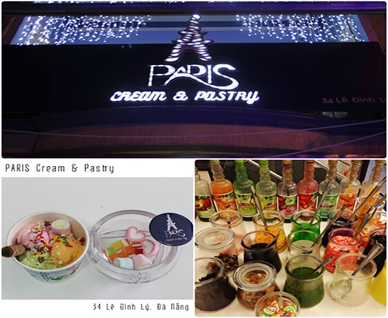 Paris Cream & Pastry