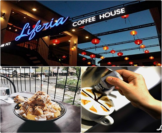 Liferia Coffee