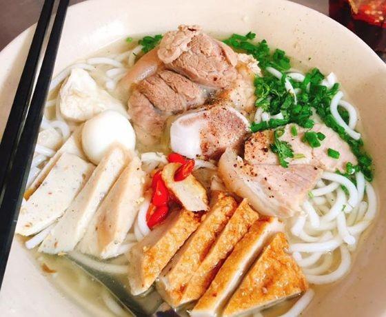 Quán bánh canh Xíu - Phan Thiết