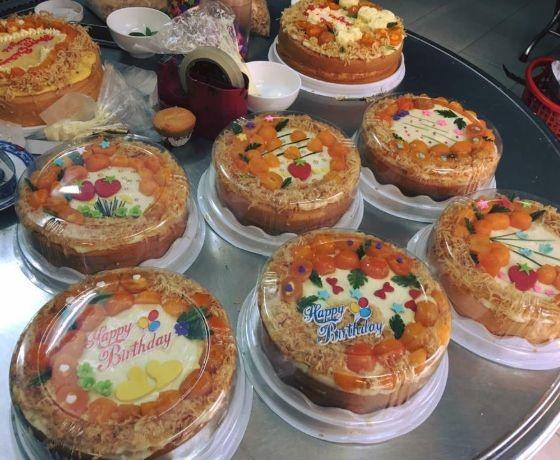 Bánh kem Mỹ Linh - Phú Quốc