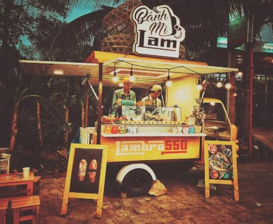 Bánh mì Lam - Phú Quốc