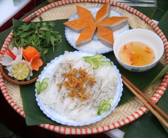 Bánh Cuốn Chả Vân Giang - Ninh Bình