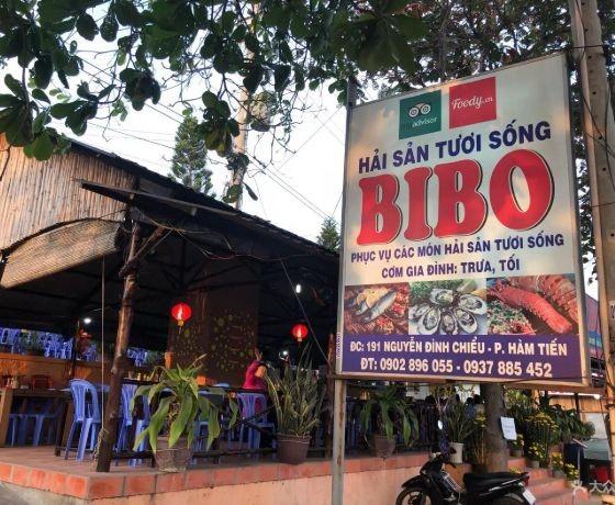 Quán Bibo - Phan Thiết