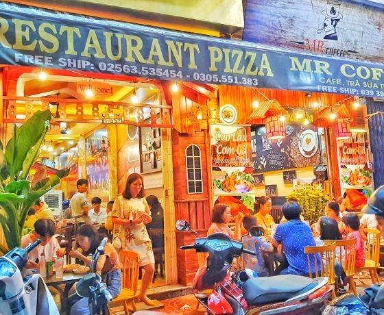 Pizza Burnatino - Quy Nhơn