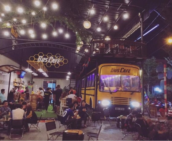 Bus Cafe - Phan Thiết