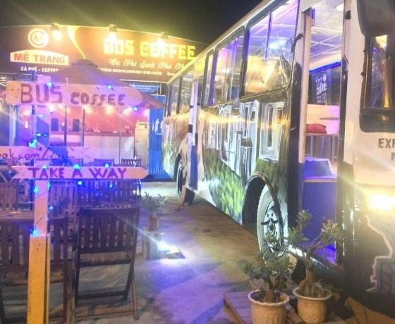 Bus Cafe - Quy Nhơn