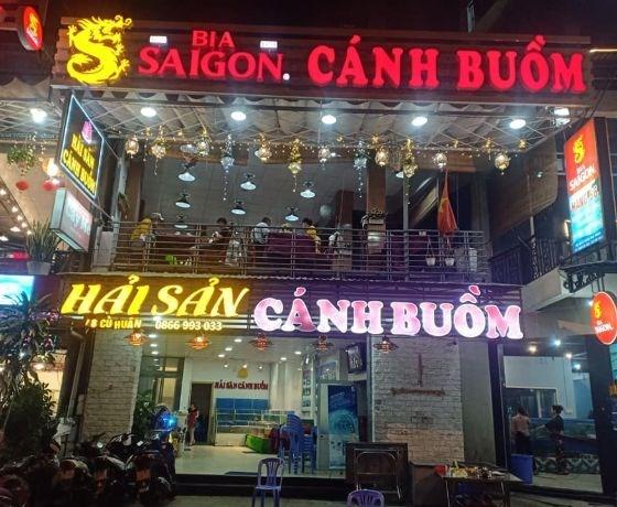 Cánh Buồm Seafood - Nha Trang