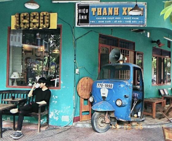 Cafe 1990 - Quy Nhơn