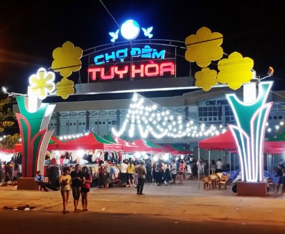 Chợ đêm Tuy Hòa - Phú Yên
