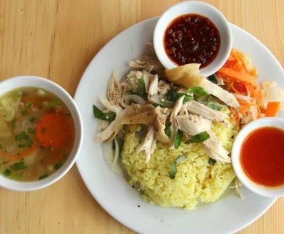 Cơm gà Hà - Nha Trang