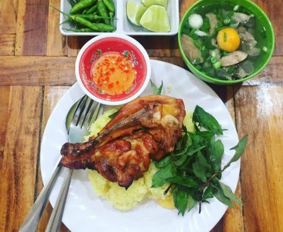 Cơm gà Trâm Anh - Nha Trang