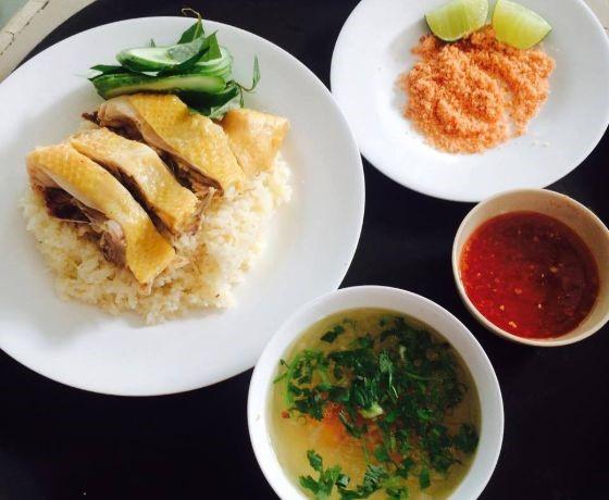 Cơm gà Hạnh Hương - Phan Thiết