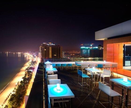 Altitude Rooftop Bar - Nha Trang