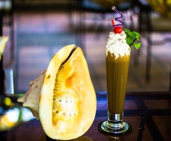 Cafe Hòn Kiến - Nha Trang