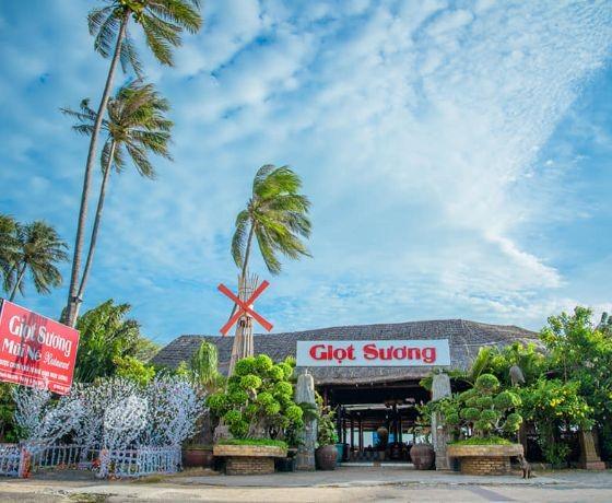 Nhà hàng Ngọc Sương Mũi Né - Phan Thiết