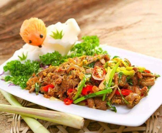 Nhà Hàng Hoàng Giang - Ninh Bình