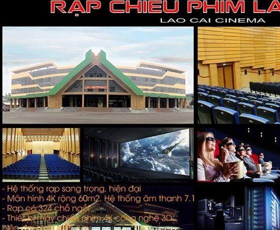 Rạp Phim Lào Cai - Sapa