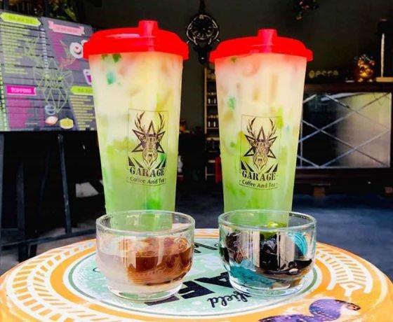 Garage Coffee Tea - Phan Thiết