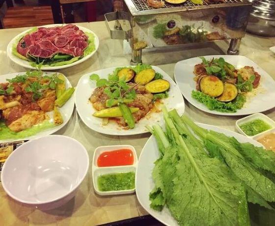 Lẩu & Nướng Garden - Đà Nẵng