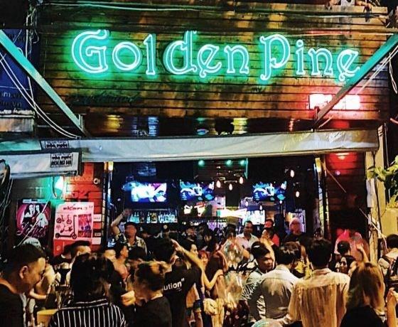 Golden Pine Pub - Đà Nẵng