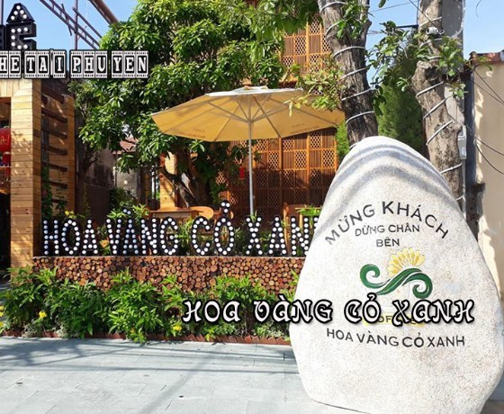 Cà phê Hoa Vàng Cỏ Xanh - Phú Yên