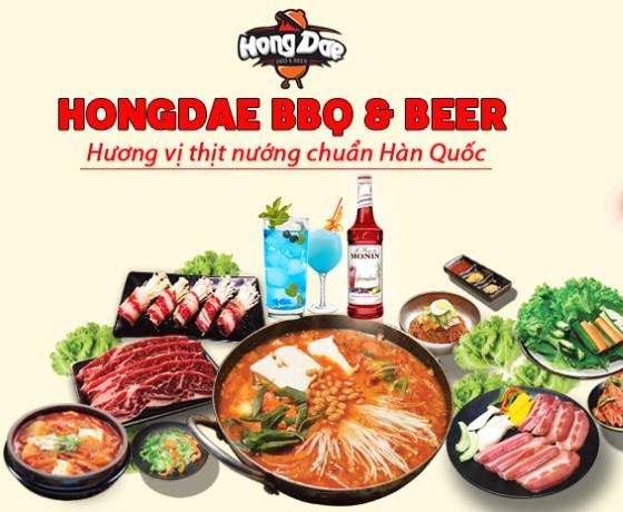HongDae BBQ & Beer - Đà Nẵng