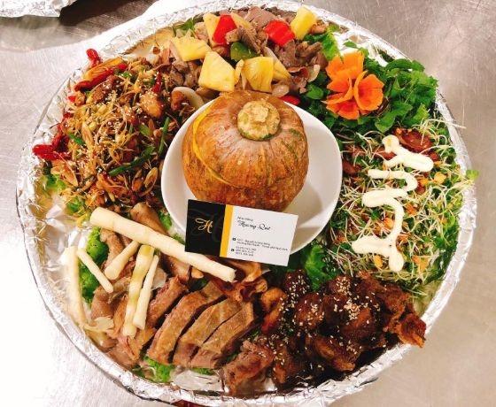 Nhà hàng Hương Quê - Ninh Bình