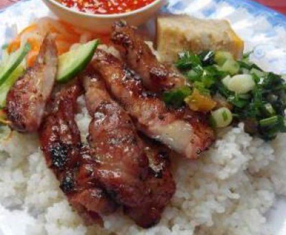 Cơm tấm Huỳnh Nhu - Phú Quốc