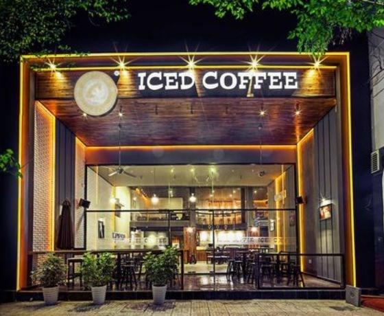 Iced coffee - Nha Trang