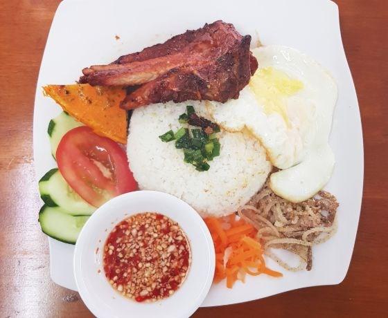 Cơm Tấm Sườn Cây Khói - Nha Trang