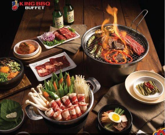 King BBQ Buffet Vincom - Hạ Long