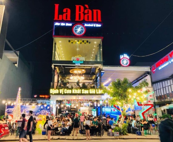 La Bàn seafood & beer - Đà Nẵng